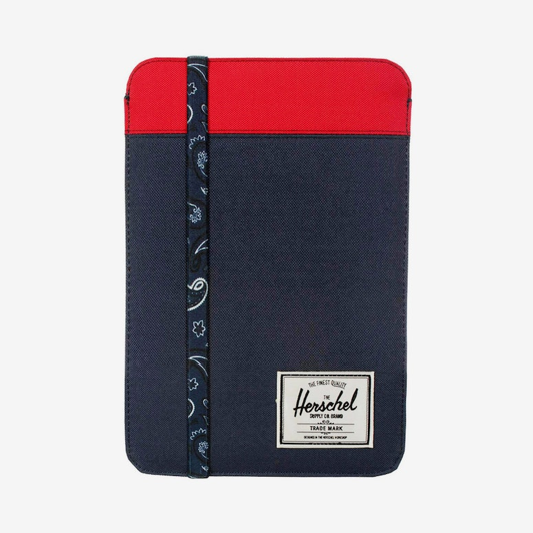 Cypress 11inch Mac Sleeve Red/navy