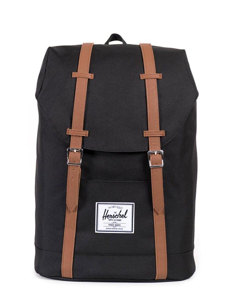 2943dde3100 Herschel Bag CO Retreat Backpack Black – Culture Kings