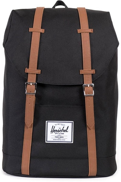 Retreat Backpack Black
