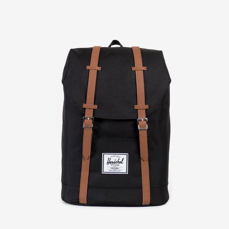 924f9f9785f1 Herschel Bag CO Retreat Backpack Black – Culture Kings