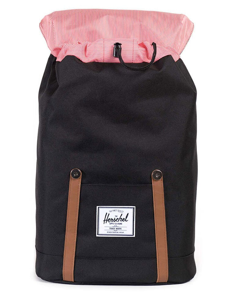 c7c29aa5f90 Herschel Bag CO Retreat Backpack Black – Culture Kings