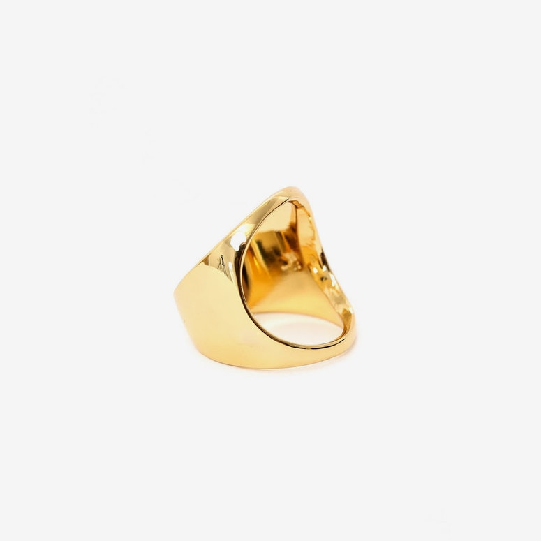 Open Space Ring Gold