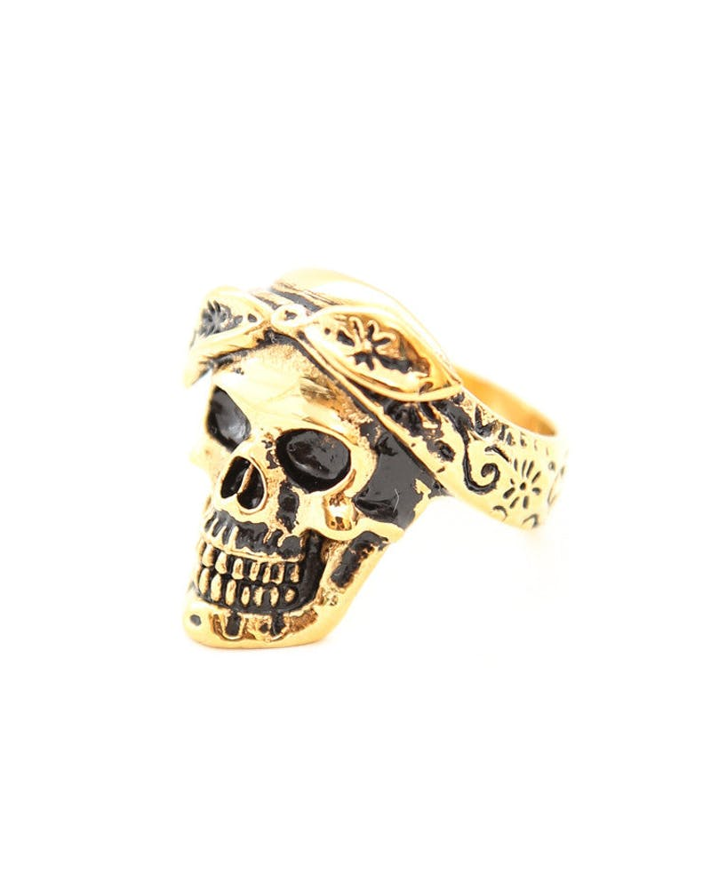 California Love Ring Gold