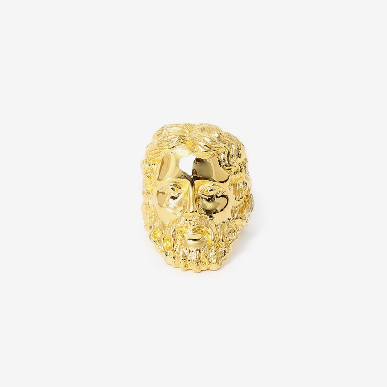 Mr. Zeus Ring Gold