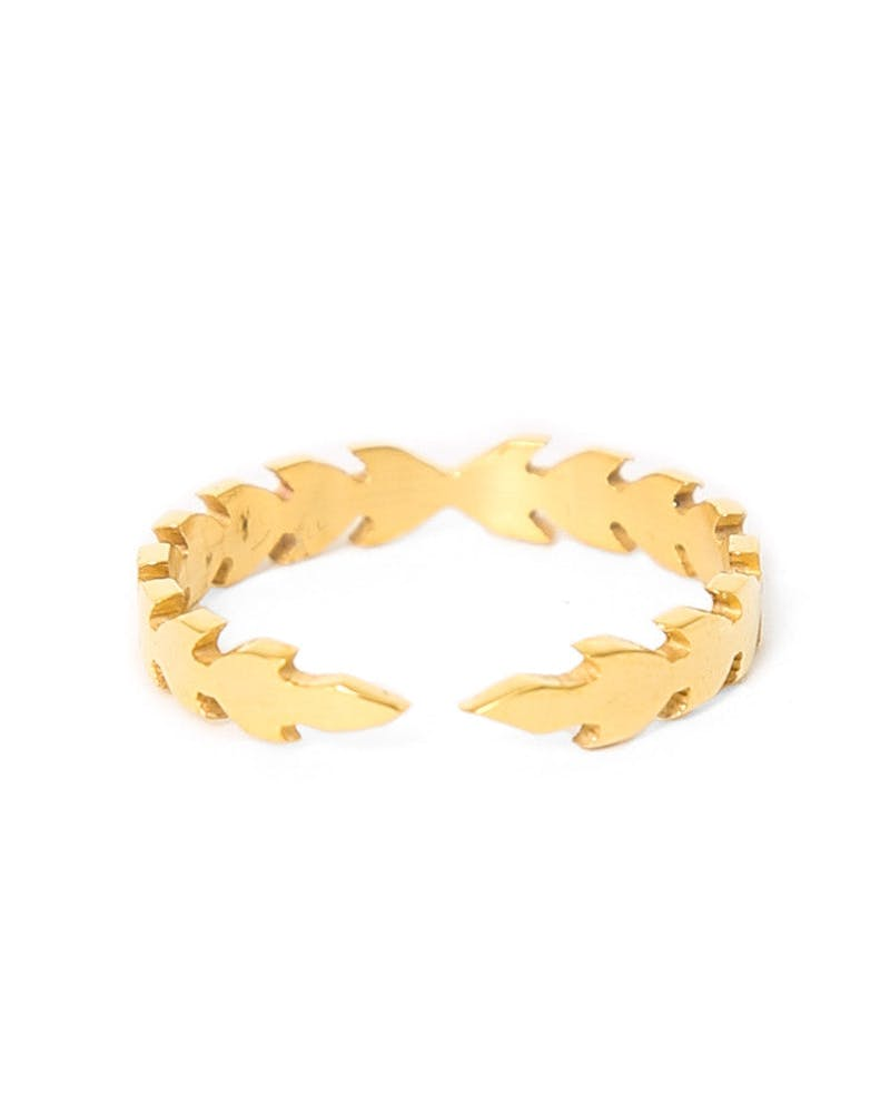 Caesar Ring Gold