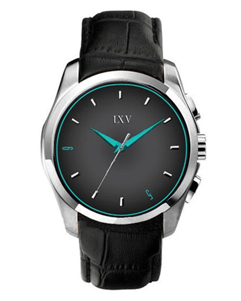 Ixv Roosevelt Watch Silver