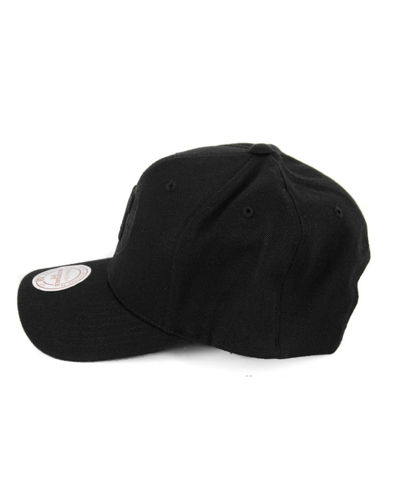 Clippers 110 All Black Curved Black