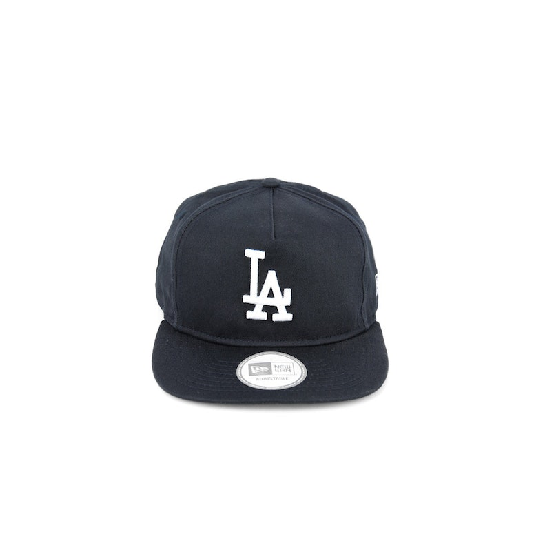 Dodgers Old Golfer Snapback Navy/white