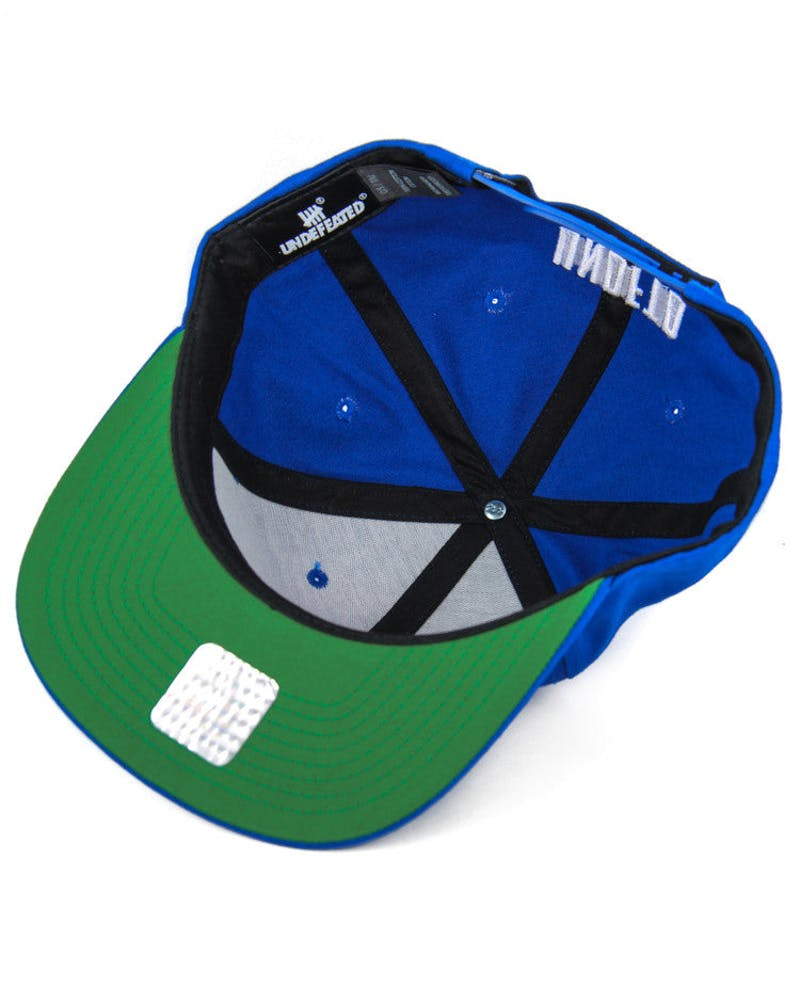 5 Strike Su16 Cap Blue
