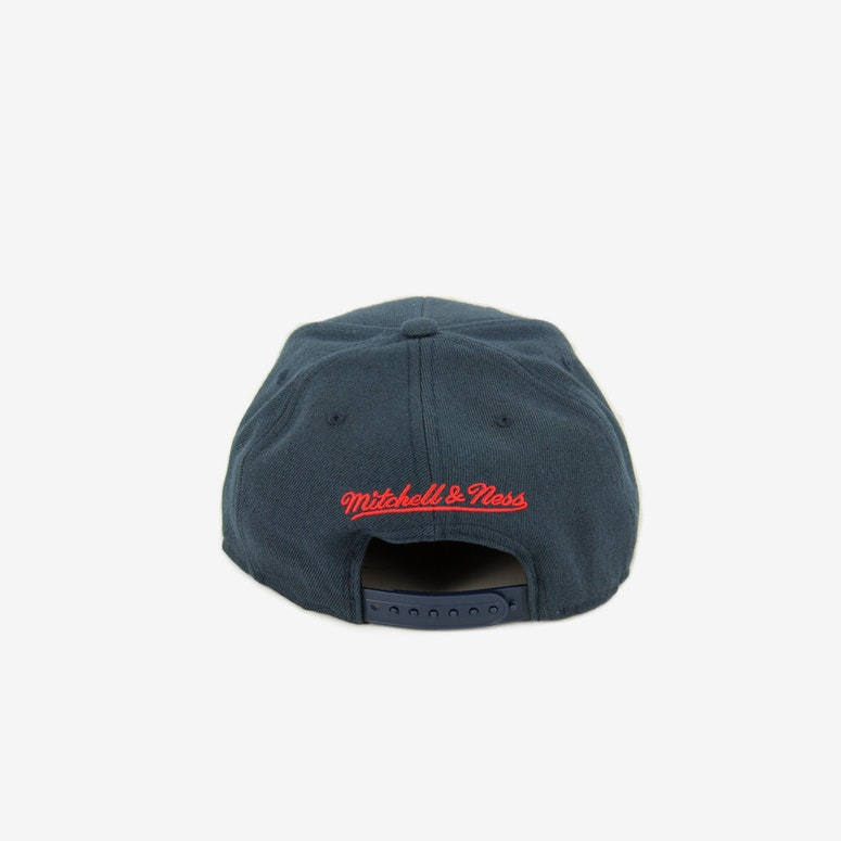Red Bulls Team Snapback Navy