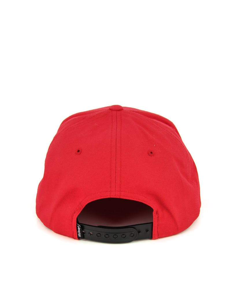 Sponsored Cap Red