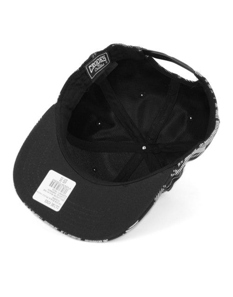Illusive Snapback Black/multi-col
