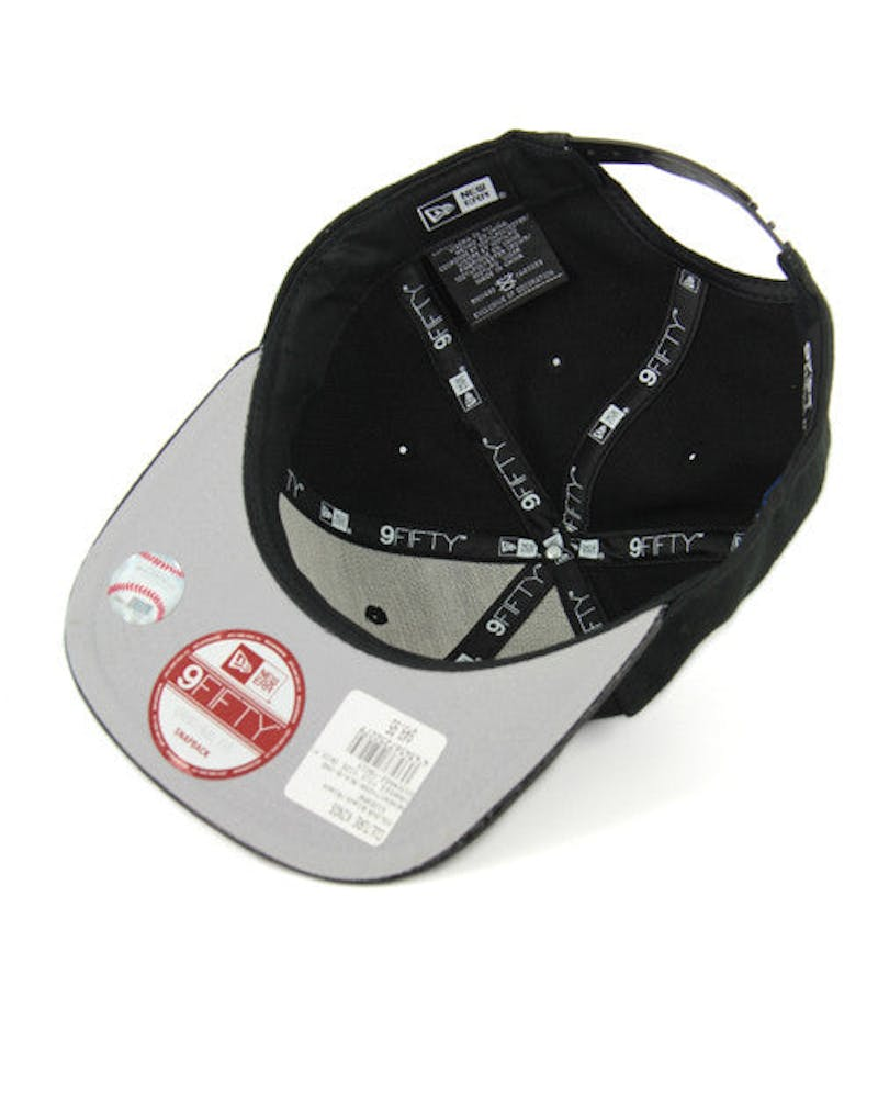 Yankees Tile Vize Orig.fit Snapback Black/black