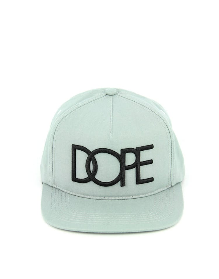 check out a8649 1d9be Dope Classic Logo Snapback Green – Culture Kings