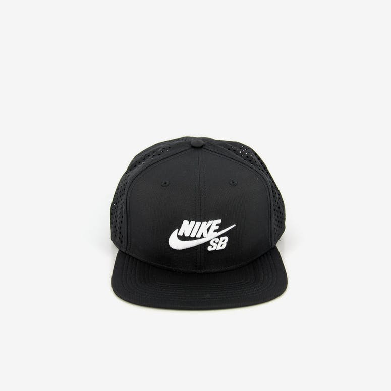 1ac6ccd2e64 Nike Snapback Performance Trucker Snapback Black white – Culture Kings