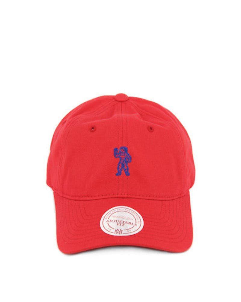 Miniature Astronaut Logo ST Red/royal