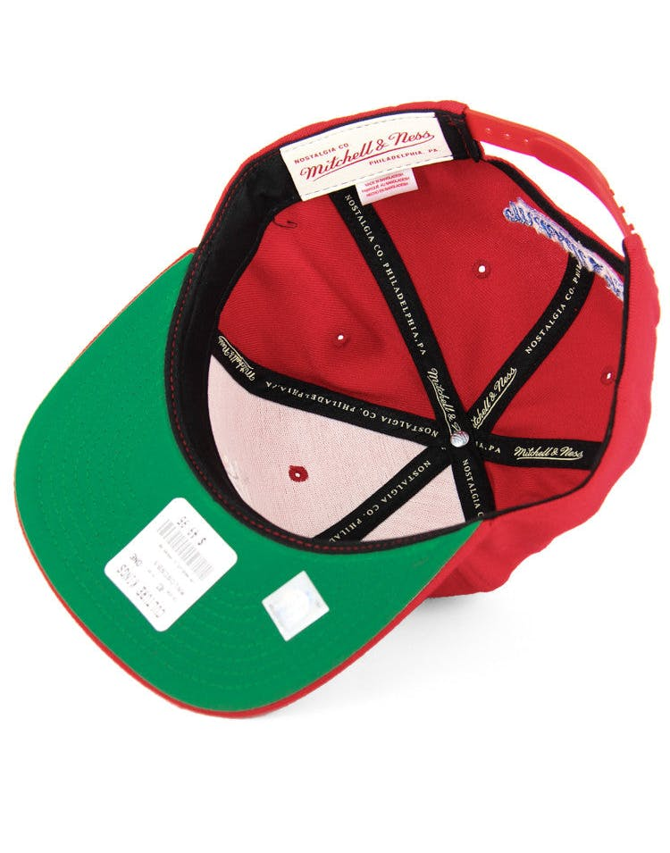 Los Angeles Clippers Snapback Red/white