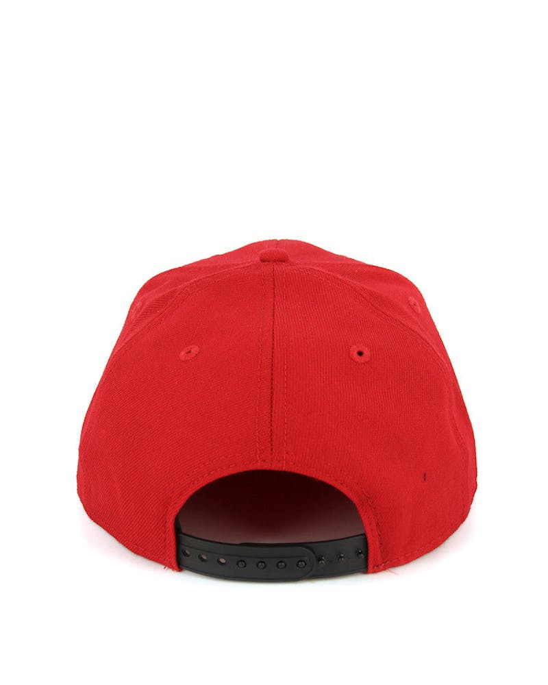 Dodgers Orig.fit Metal Snapback Scarlet/black