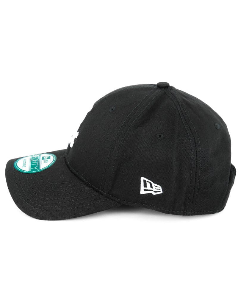 New Era White Sox 9FORTY Snapback Black