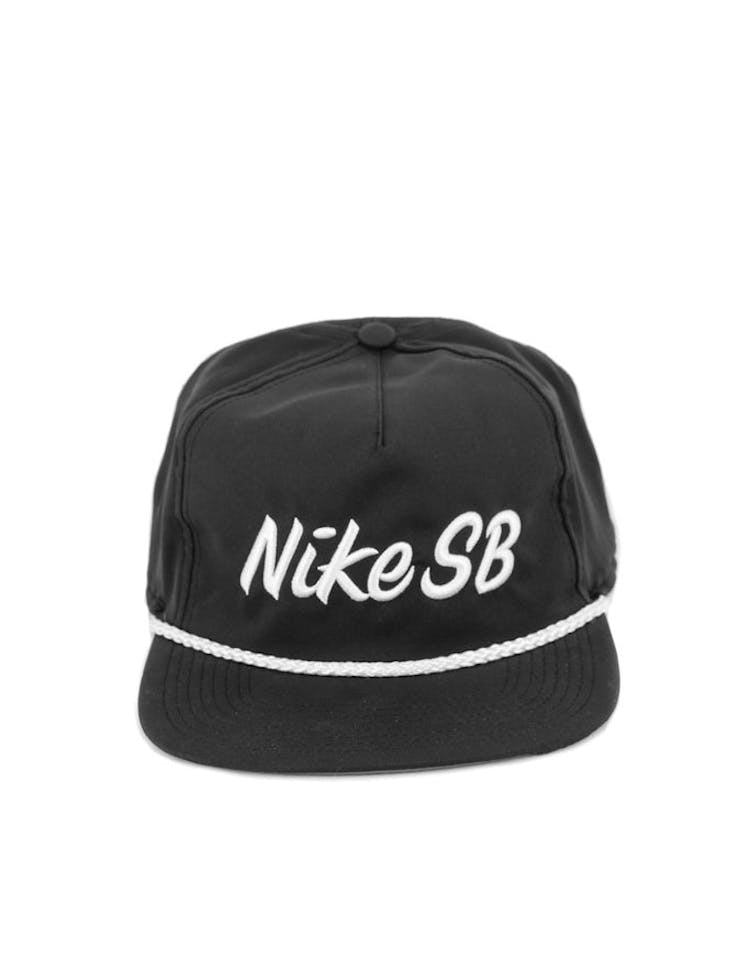 48c6a18f89581 Nike Snapback Unstructured Dri-fit Pro Snapback Black white – Culture Kings