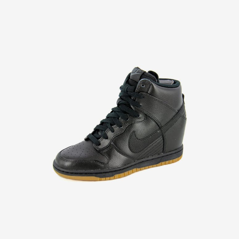 22ac0f46a6a5 Nike Women s Dunk Sky HI Essential Black black – Culture Kings