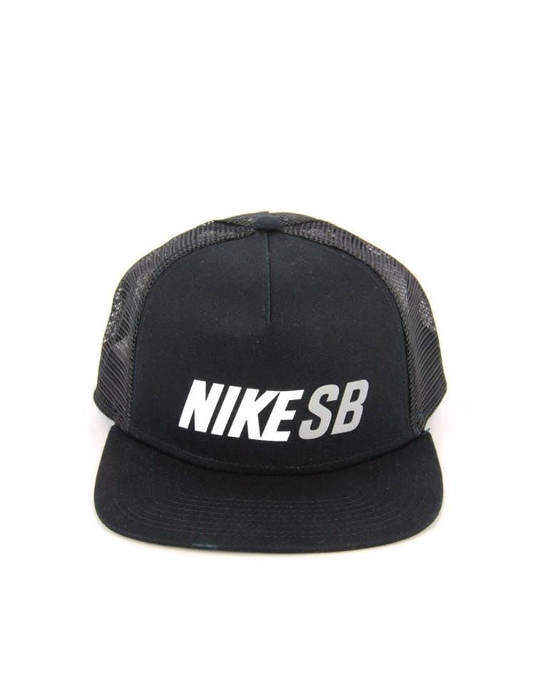 d6294dc8 Nike Snapback Reflect Trucker Snapback Black/white – Culture Kings