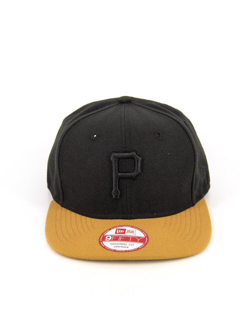 Pirates Original Fit Snapback Black/tan