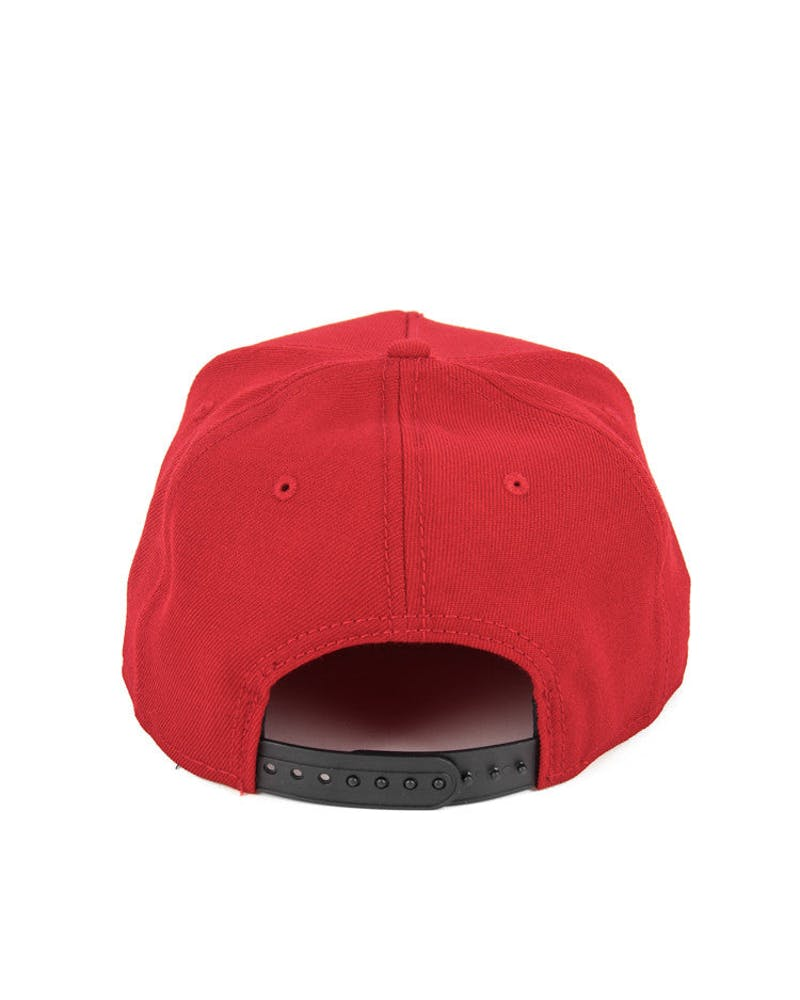 New Era Red Sox CK 940 A-Frame Snapback Red/black