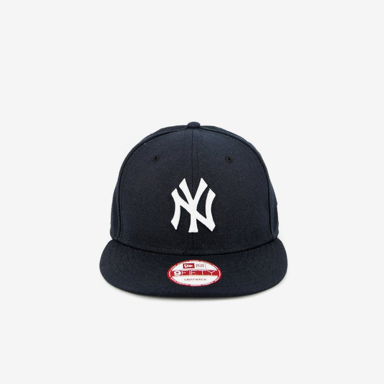da4b4a904d5 New Era New York Yankees Snapback Navy – Culture Kings