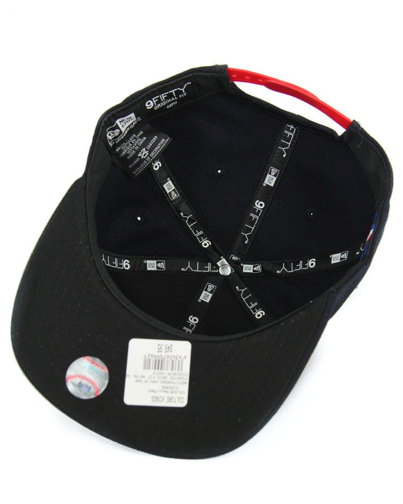 Yankees Orig.fit Metal Snapback Navy/red
