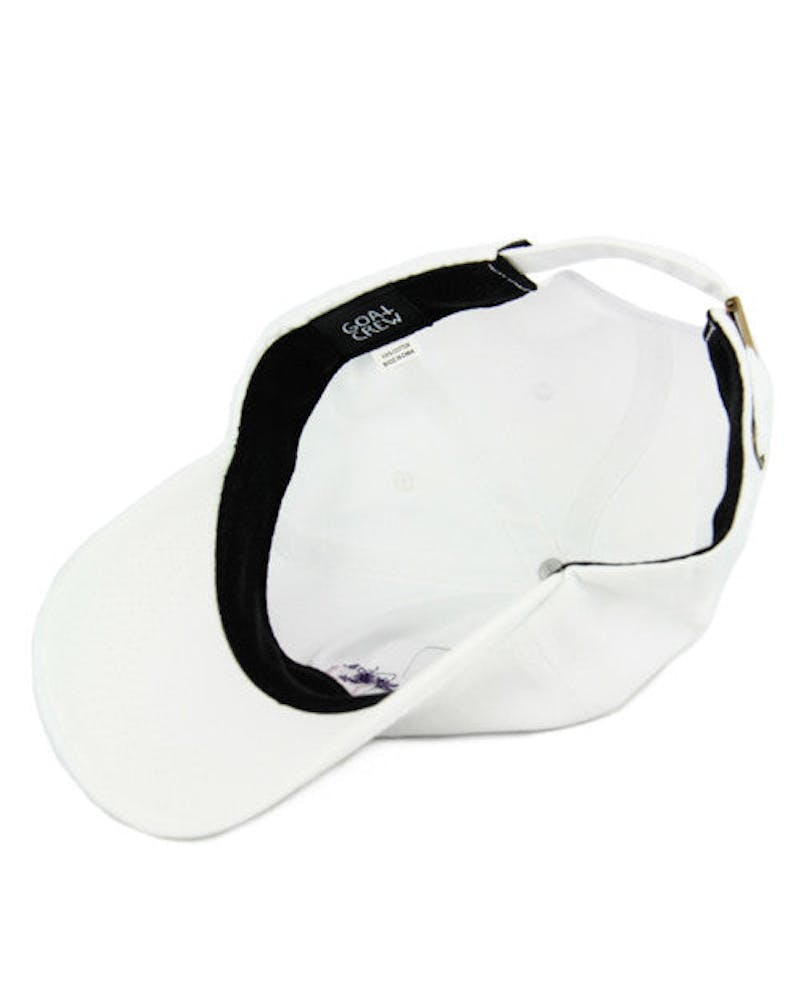 Brick Phone Strapback White