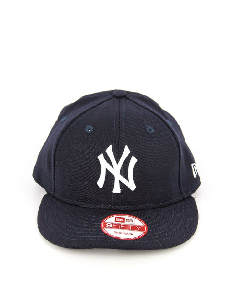 e2f0d5a7ccb1d New Era Yankees Low Crown Snapback Navy white – Culture Kings