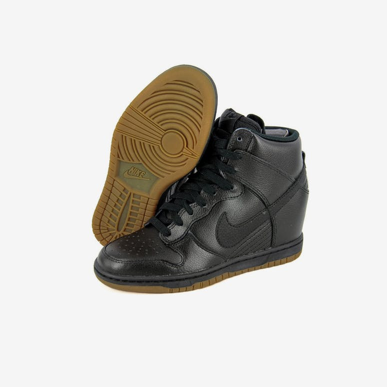 Nike Women s Dunk Sky HI Essential Black black – Culture Kings 06503f195