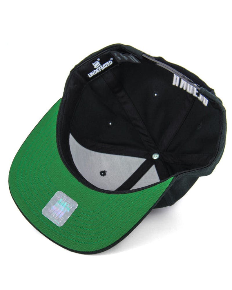 5 Strike Su16 Cap Black