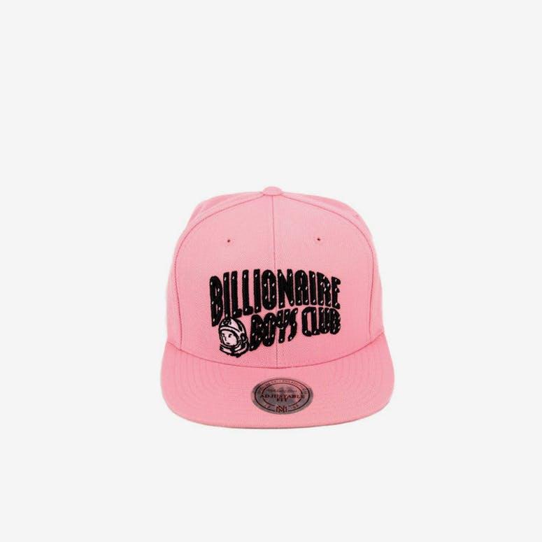 Billionaire Boys Club Arch Logo Snapback Pink black – Culture Kings a0804b61780c