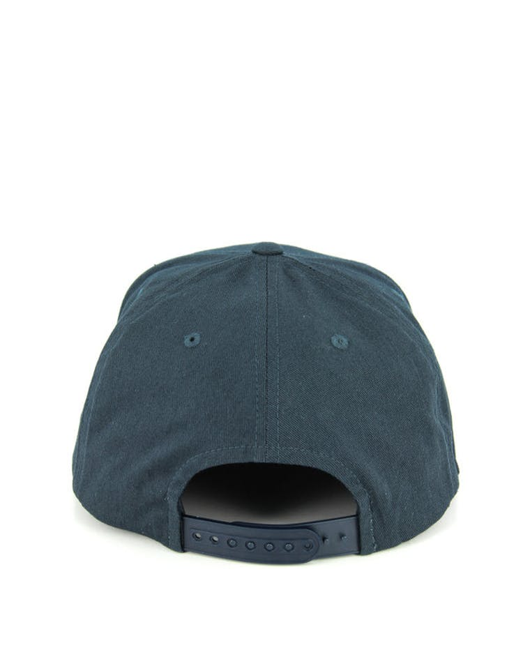 Oath Lii Snap Back Washed Out Navy