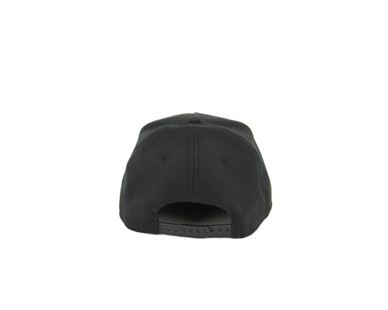 Giants A-frame Snapback Black/Orange