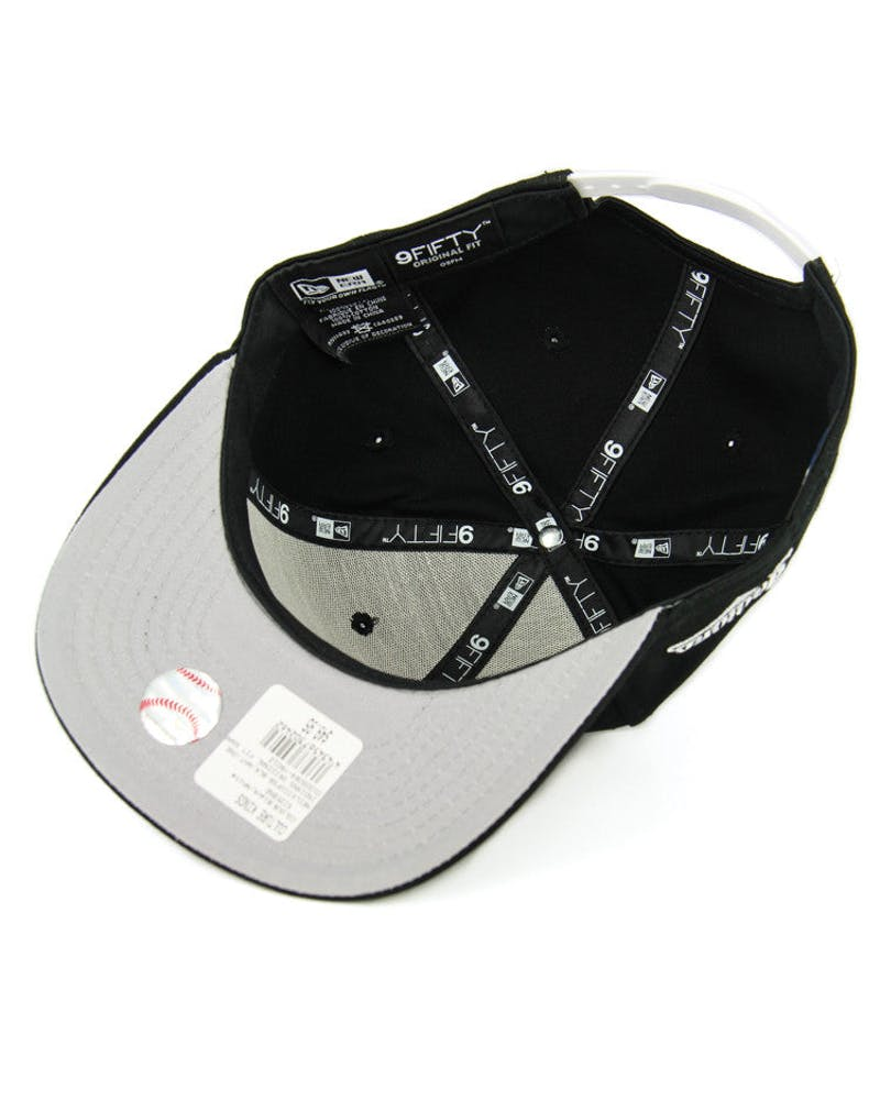 Indians Original Fit Snapback Black/white