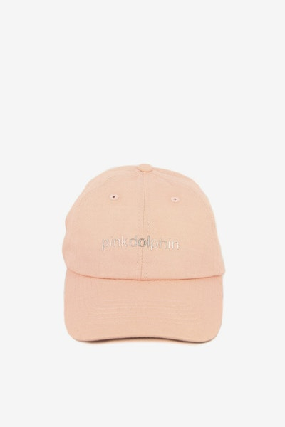 Pink Dolphin Classic Scriptback Light Pink