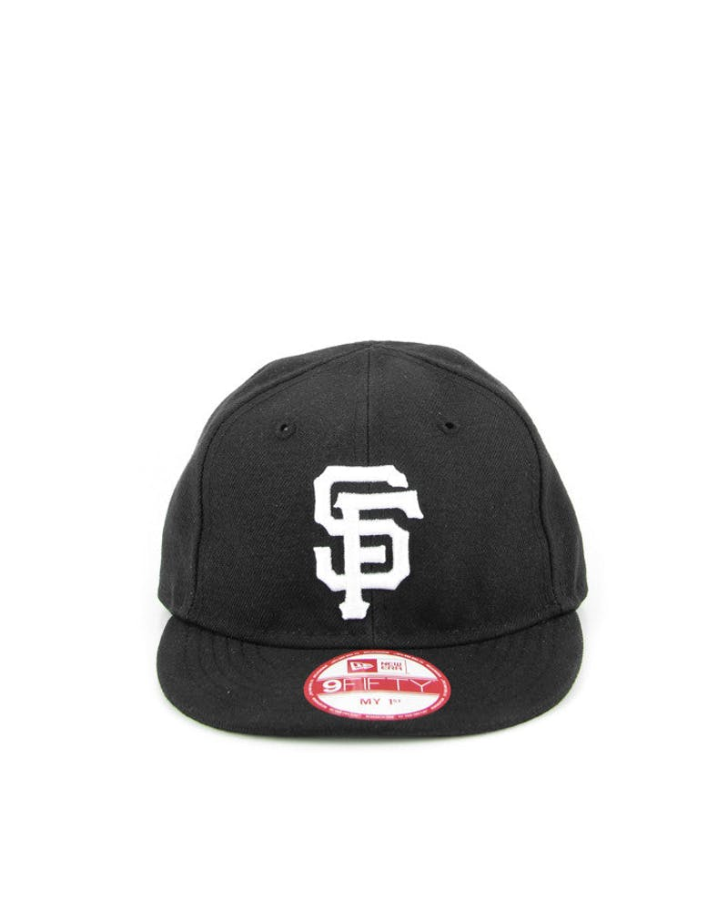 San Fran Giants MY 1st Black/white