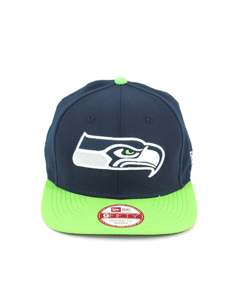 Sea Hawks Original Fit Snapback Navy/green
