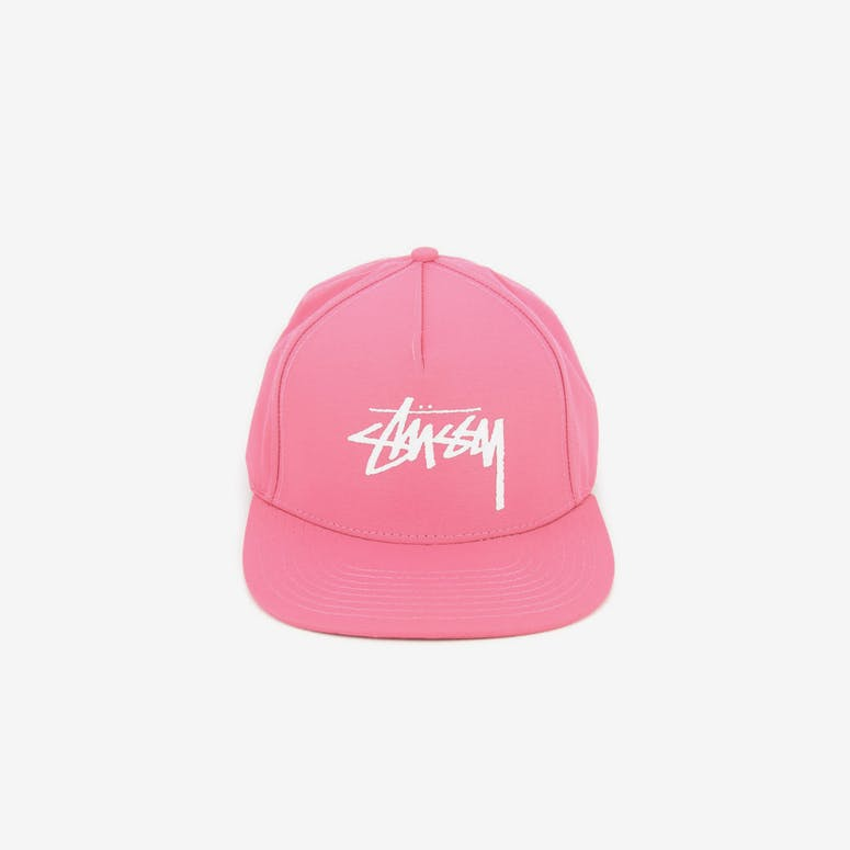 59f1a6d168e Stussy Big Stock Snapback Pink – Culture Kings