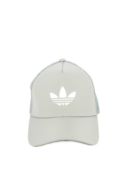 Trefoil Trucker Grey/white