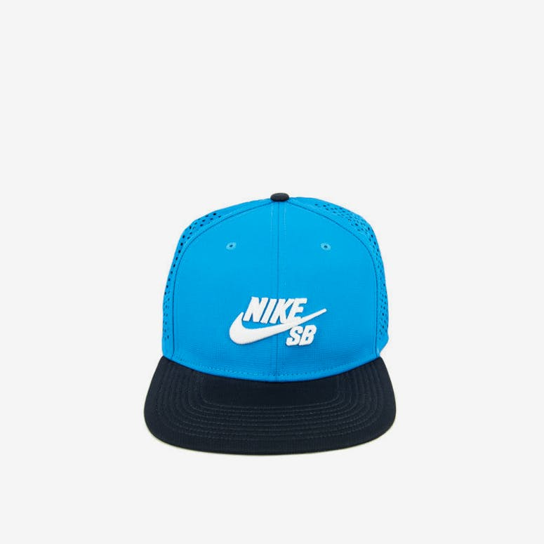 debe2a762e3 Nike Snapback Performance Trucker Snapback Blue grey white – Culture Kings
