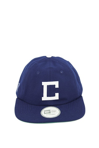 Crooks LA Strapback Blue
