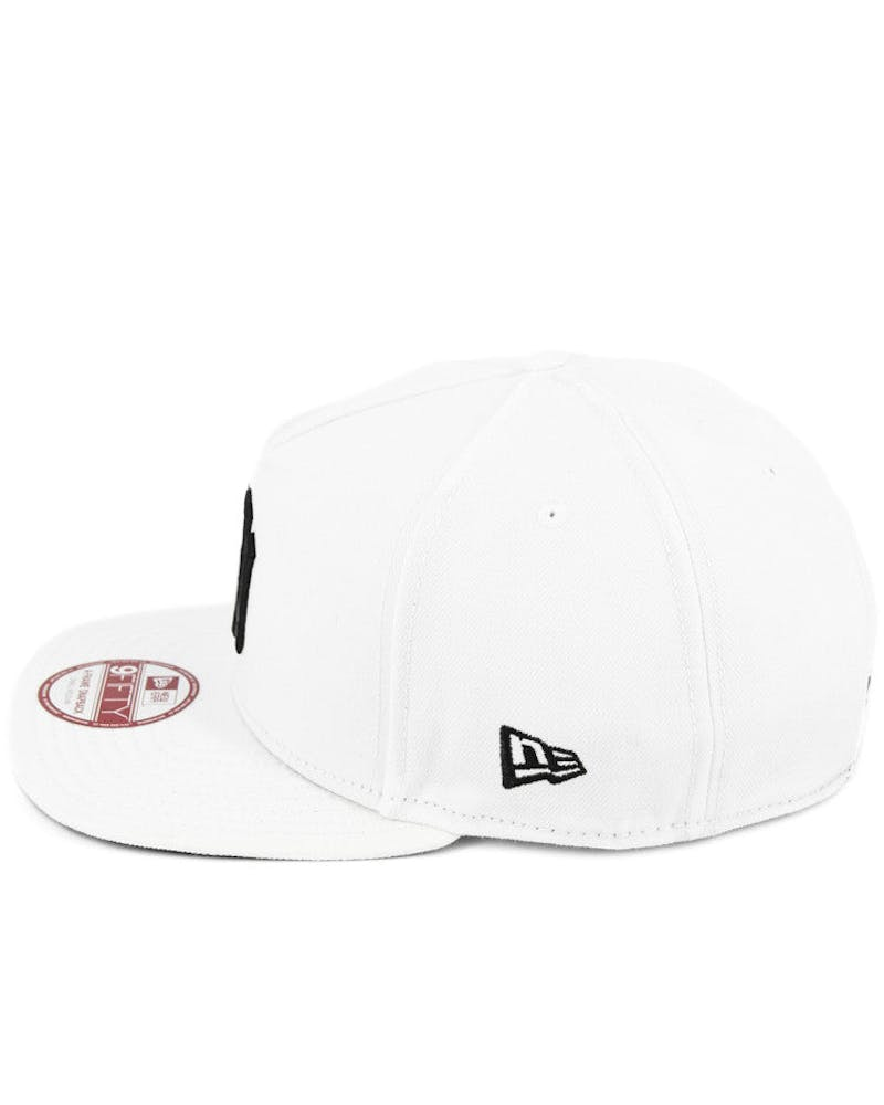 New Era Yankees CK 940 A-Frame Snapback White/black