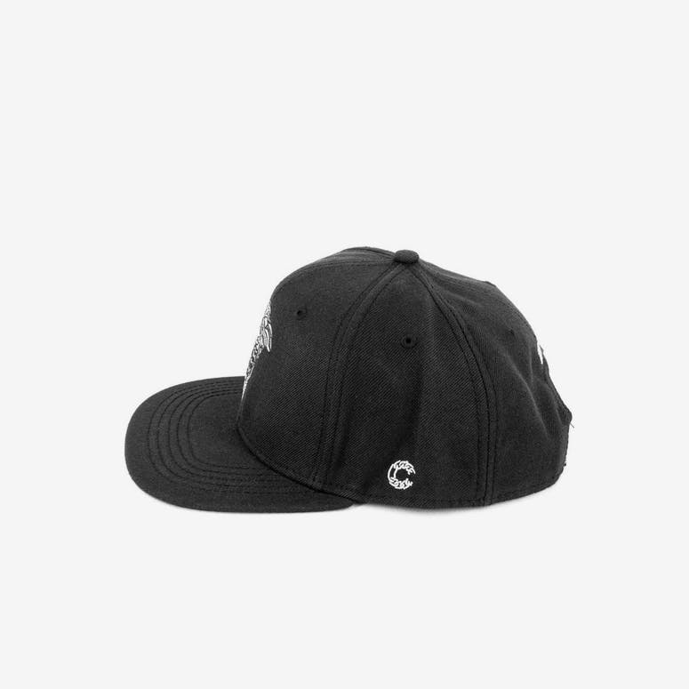 Crooks   Castles Medusa Snapback Cap Black – Culture Kings 04d5c28c6bea