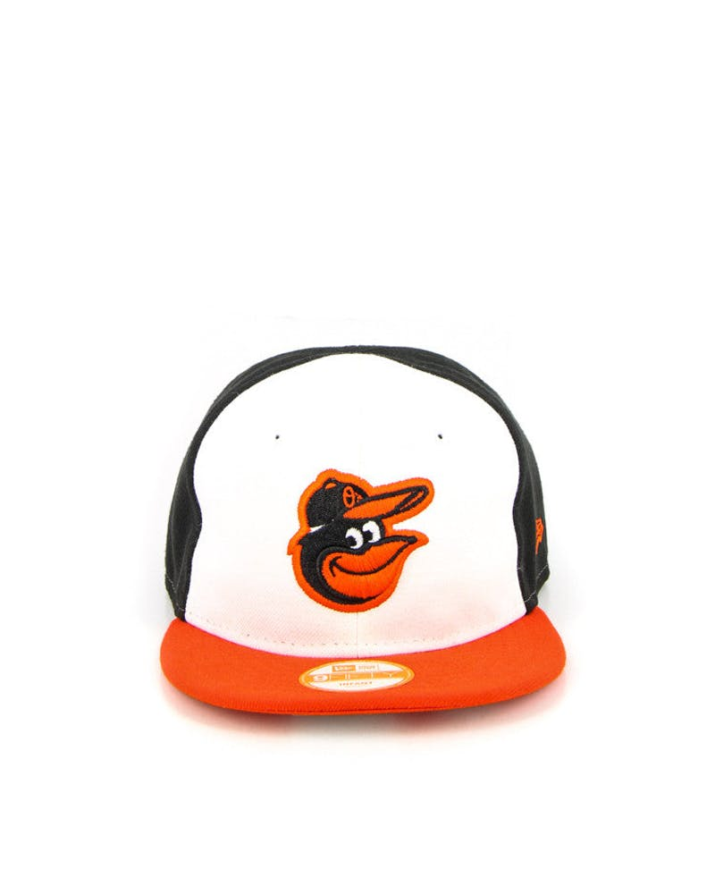 Baltimore Orioles MY 1st Black/white/ora