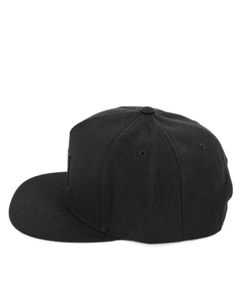 Box Logo 16 Snapback Black
