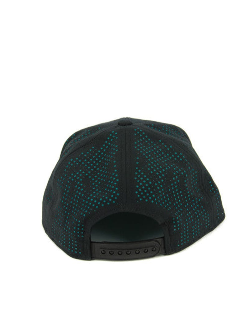 Air Hybrid True Snapabck Black/red/teal